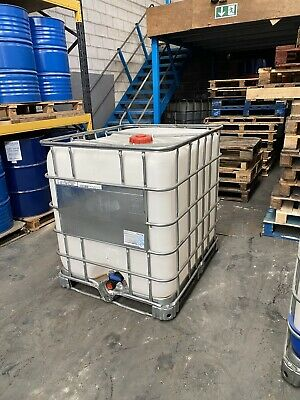 IBC Tank 1000 Litre Water Oil Storage Container • 40£