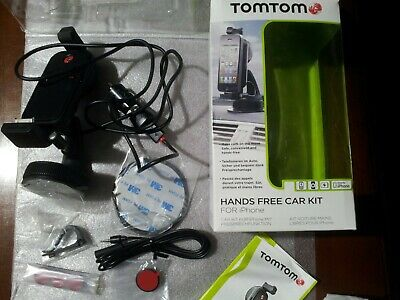 TOMTOM HANDS FREE CAR KIT FOR IPHONE • 5£