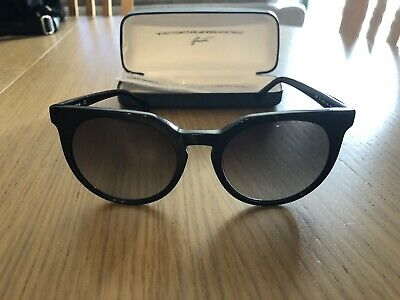 Lacoste Womens Black Round Sunglasses L889s... Brand New With Case • 29.99£