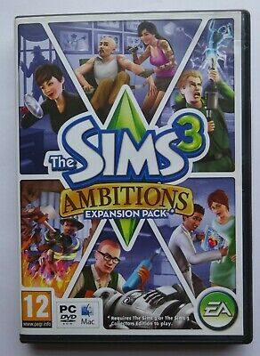 £3.29 • Buy The Sims 3: Ambitions (PC: Mac, 2010)