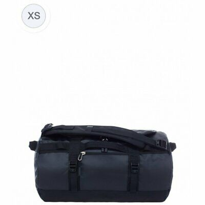 The North Face Base Camp Duffel Xs Tnf Black New Duffle Bag Suitcase Backpack • 103.40£