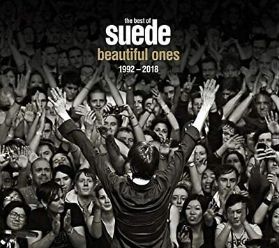 SUEDE - The Beautiful Ones - Best Of - Greatest Hits 2 CD NEW / Sealed • 12.99£