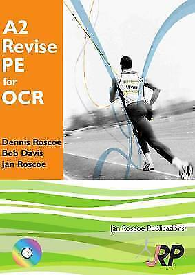 £5.43 • Buy A2 Revise PE For OCR + Free CD-ROM: A Level Physical Education Student...