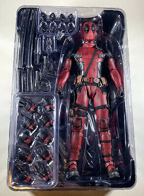 $ CDN251.31 • Buy Hot Toys MMS347 Deadpool 1/6 Scale Collectible Action Figure Marvel Authentic