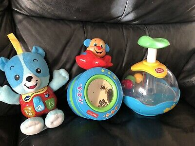£8.99 • Buy Baby Toys Bundle Fisher Price  Vtech And Chad Valley