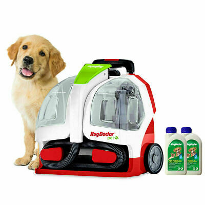 BN Rug Doctor Pet Portable Spot Cleaner With 2 X 500ml Pet Formula Cleaner • 379.89£