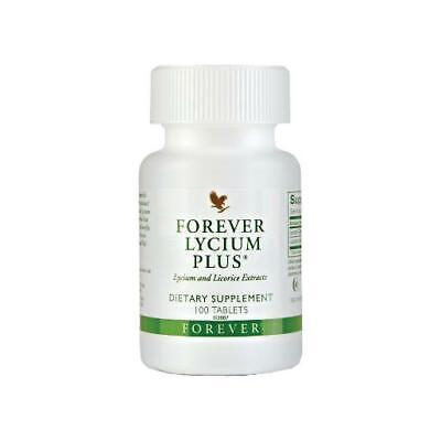 *Forever Living Lycium Plus - Lycium Fruit Extract Halal/Kosher X100 Tablets* • 26.49£