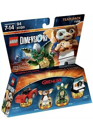 AU55 • Buy LEGO (Dimensions)  Team Pack: Gremlins (#71256) New In Sealed Box