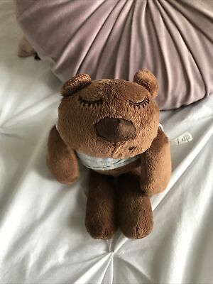 Mamas And & Papas Dreamy Sleepyheads Brown Soft Cuddly Toy Puppy Dog 12  • 19.99£