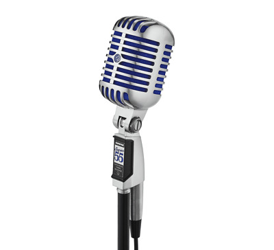 £179.36 • Buy Shure Super 55 Supercardioid Dynamic Vocal Microphone UPC 0042406171991
