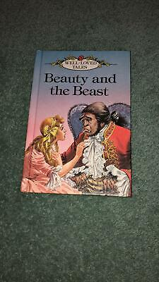 Vintage Ladybird Beauty And The Beast Book • 9£
