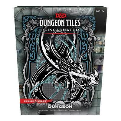 AU37.95 • Buy RPG - Dungeons And Dragons - Dungeon Tiles Reincarnated Dungeon NEW!