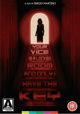 £7.99 • Buy Your Vice Is A Locked Room And Only I Have The Key (DVD) Luigi Pistilli