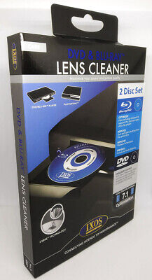 £10.86 • Buy DVD Blu-Ray Lens Cleaner Playstation 3 Lens Cleaner Cleaning IXOS Theater 7.1