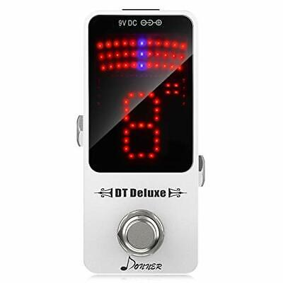 $ CDN50.83 • Buy DT Deluxe Guitar Tuner Pedal ±1 Cent True Bypass