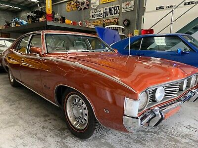 AU68000 • Buy 1973  Xa Ford Fairmont Matching Numbers 2 Owner Car In Outstanding Order!