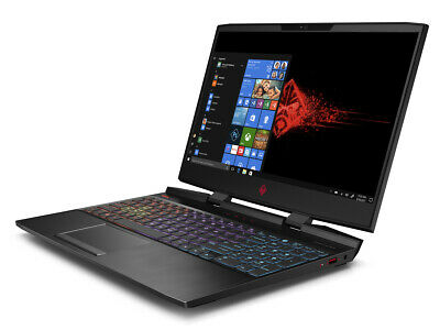 AU1999 • Buy HP OMEN 15 15.6  4K 6-Core I7 4.1GHz 16GB 512GB SSD +1TB GTX1060 Gaming Laptop