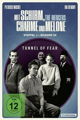 Ian Hendry - Mit Schirm, Charme Und Melone - Tunnel Of Fear • 9.09£