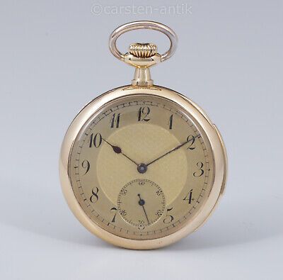 £5920.82 • Buy Audemars Piguet 1895 Flat  Quality EXTRA Pocket Watch Minute Repeater 18k Gold