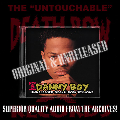 Danny Boy - Studio Sessions From The Vault! 2 CD Part 1 Of Set 2pac Death Row • 45£