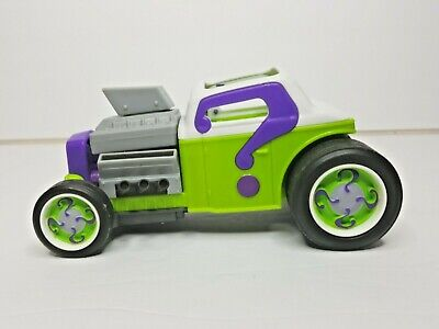 Imaginext Riddler Car Launcher Fisher Price 2014 • 14.30£
