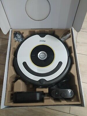 Worldwide Shipping Included! Irobot Roomba 620 Robot - Full Set, 40 Min Battery. • 85.83£