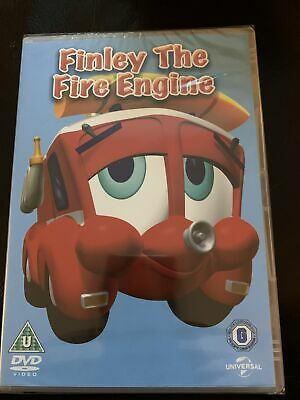 £1.50 • Buy Finley The Fire Engine DVD (2014) NEW SEALED DVD - Available @ Retro Room 1982