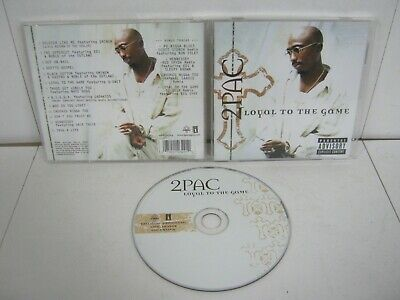 Cd Album 2pac Loyal To The Game 1814 • 3.69£