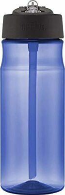 Thermos Hydration Water Bottle With Straw, Blue, 530ml • 26.56£
