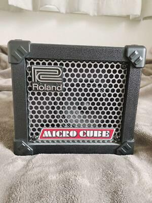 AU277.73 • Buy Roland MICRO CUBE Guitar Amp Free Shipping Arrive Quickly