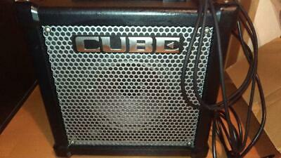 AU245 • Buy Roland Micro Cube GX Guitar Amplifier Free Shipping Arrive Quickly