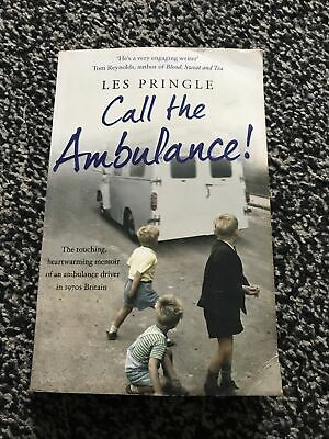 £3 • Buy Call The Ambulance By Les Pringle Paperback Book