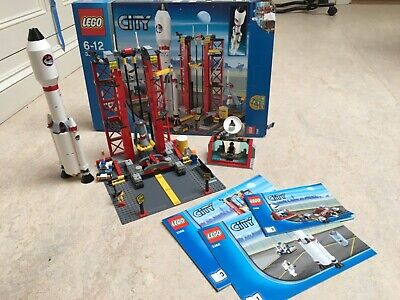 £55 • Buy LEGO City Space Centre (3368) 100% Complete