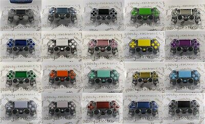 AU175.93 • Buy New Custom Sony PS4 Dualshock 4 Clear Controller - CHOOSE BUTTON COLOR