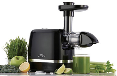 Cold Press Juicer Slow Masticating Extractor Fruit Vegetable Low Noise Level New • 125.22£