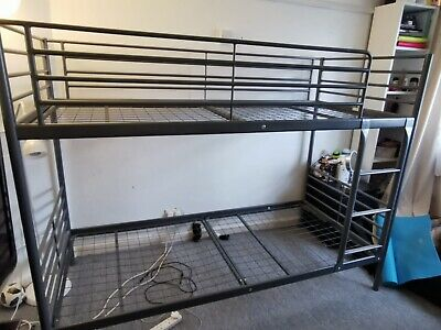 Metal Bunk Bed Used For Only 6 Months • 80£