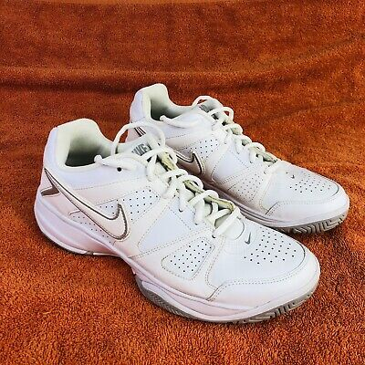 $ CDN43.94 • Buy Nike City Court VII Womens Size 10 All White 488136-101 Athletic Tennis Shoes