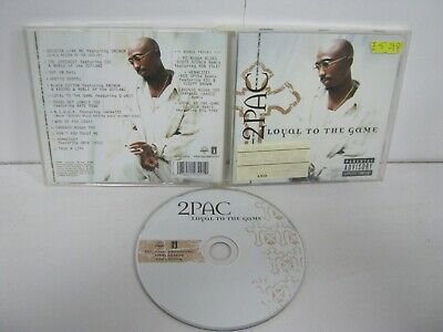 Cd Album 2pac Loyal To The Game 3520 • 3.69£