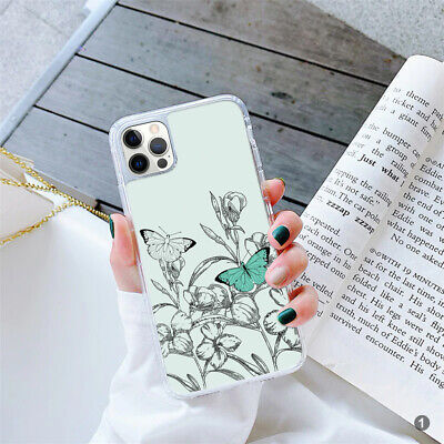 AU10.62 • Buy Butterfly Gel Mobile Phone Case Cover For Apple Samsung Huawei OD53-1