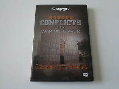 £1.29 • Buy Modern Conflicts - Oklahoma City Bombing - DVD