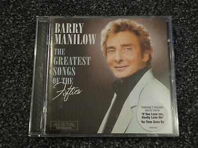 £1.29 • Buy Barry Manilow - The Greatest Songs Of The Fifties - CD
