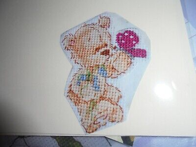 £3 • Buy Cross Stitch Card Kit - Happy Birthday? (528)
