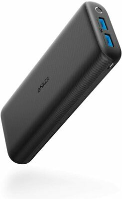 AU70.73 • Buy Anker PowerCore 20000 Redux, 20000mAh High Capacity Portable Charger Dual Port 4