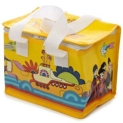 £5.09 • Buy The Beatles Lunch BAG Picnic Cool Bag - Yellow Submarine