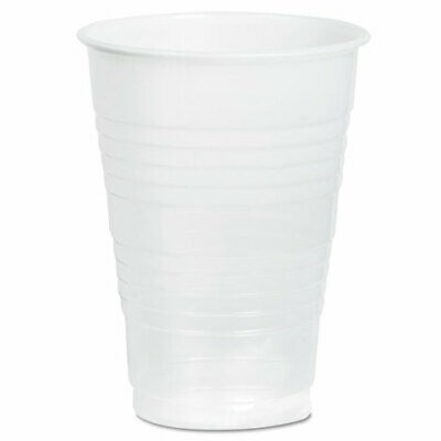Dart Conex Galaxy Polystyrene Plastic Cold Cups, 12oz, 50/pack DCCY12TPK • 8.18£
