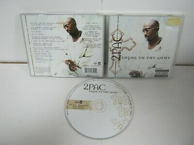 Cd Album 2 Pac Loyal To The Game 4798 • 3.69£