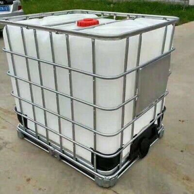 IBC 1000 Litre Storage Container Tank • 60.12£