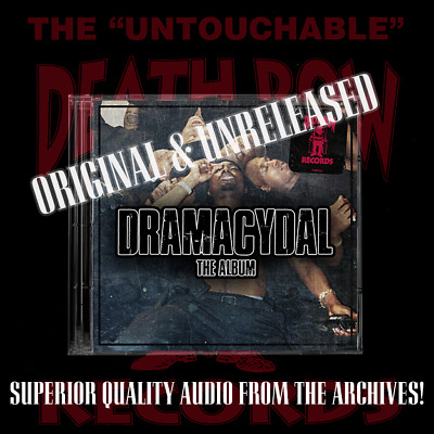 Death Row Records Outlawz - Dramacydal Album Shelved Unreleased 2pac  • 45£