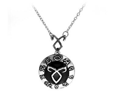 Inspired By Mortal Instruments Angel Rune Pendant Necklace Clary Fray Jace • 9.37£