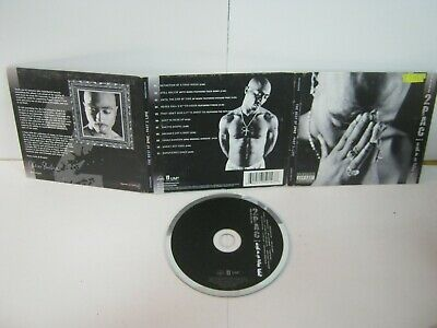 Cd Album The Best Of 2pac Part 2 Life 5093 • 3.69£